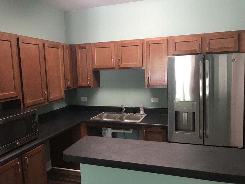 This Is The Kitchen In The Community Center.